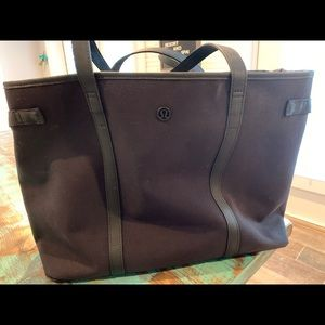 Lululemon Out on Top Tote Bag